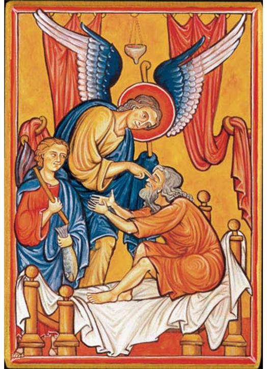Saint Raphaël (Montage plat)