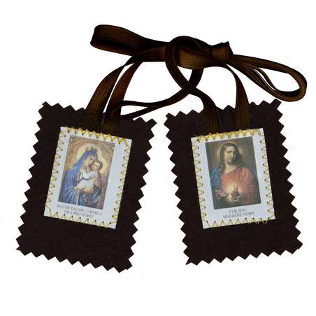 Rosaries, St Christopher, Scapular