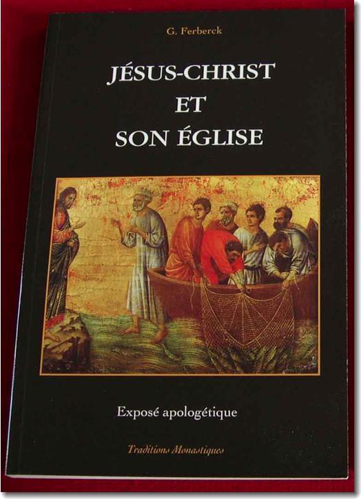 Jésus-Christ et son Église (Et vous, qui dites-vous que je suis ?)