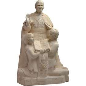 El Beato Juan-Pablo II y la familia (Vue générale)