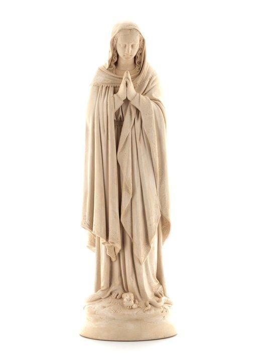Estatua de Inmaculada Concepción, 34 cm (Vue de face)