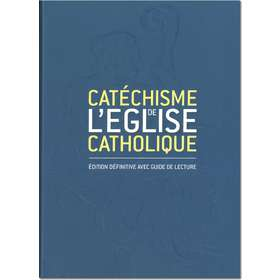 Catéchisme de l'Eglise Catholique (grand format)