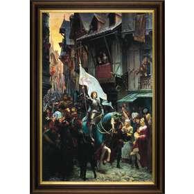 Entrada de Santo Juana de Arco en Orleans