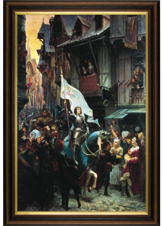 The Entrance of Joan of Arc into Orleans