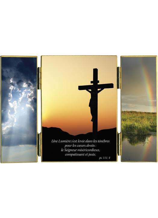 Jesuscristo : La Luz en las oscuridad (Réf. TRT145)