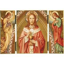 Le Christ Prêtre