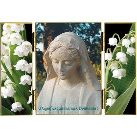 La Virgen del irio del valle