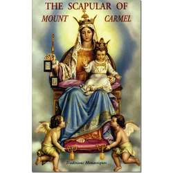 A Garment of Salvation : The scapular of Our Lady of Mount Carmel