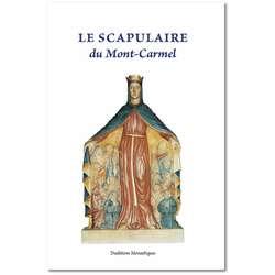 Le Scapulaire de Notre-Dame du Mont-Carmel