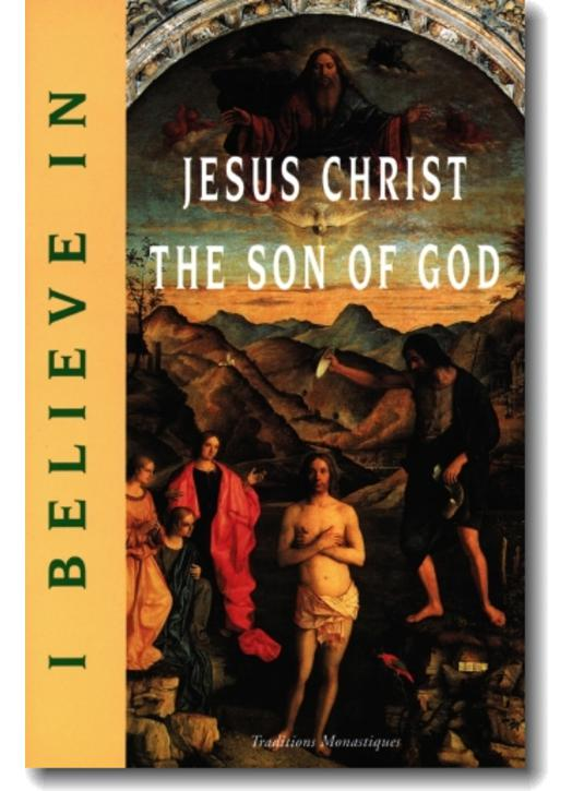 I believe in a Jesus-Christ the Son of God