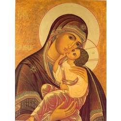 Vierge qui aime les hommes (format G)