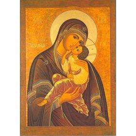 Vierge qui aime les hommes (format M, TG)