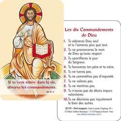 Le Christ enseignant sur la montagne (Recto, verso)