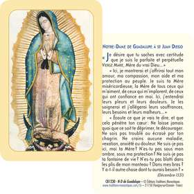 Our Lady of Guadalupe (Reco-verso)