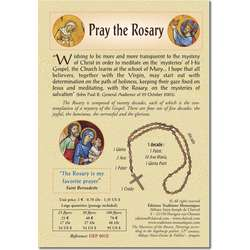 Pray the Rosary (Page 1)
