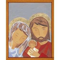 La Sagrada Familia en Nazaret