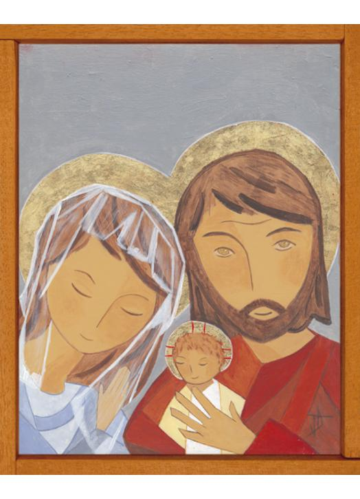 The Holy Family in Nazareth