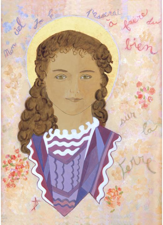 St Theresa of the Child Jesus