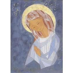 Marie, Couronnée d'étoiles