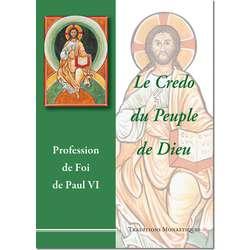 Le Credo du peuple de Dieu