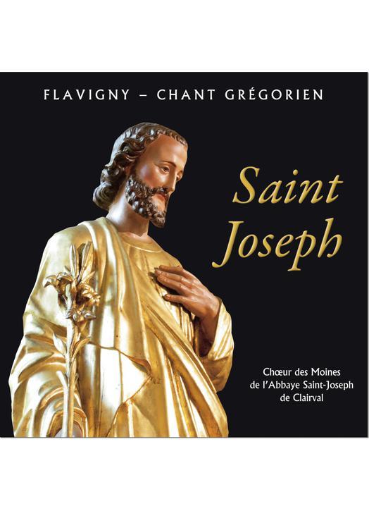 Canto gregoriano, oficio del San José