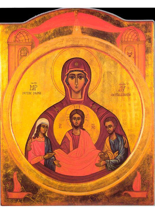 Nuestra Señora de la Alianza (M)