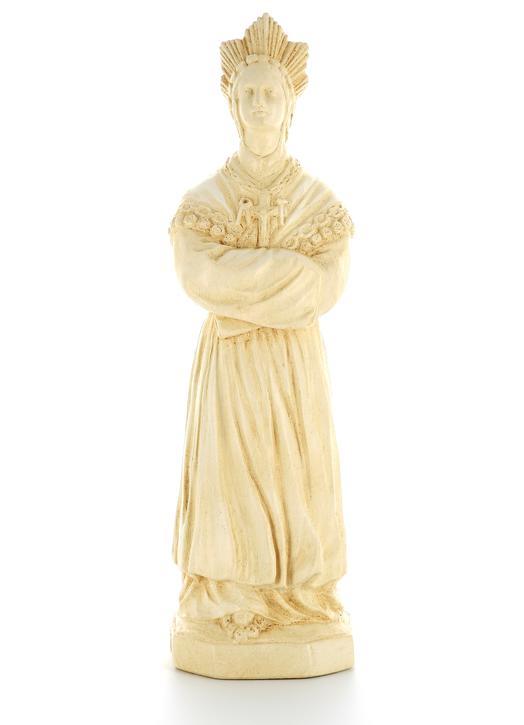 Statue Notre-Dame de la Salette (Vue de face)