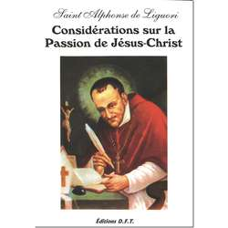 Considérations sur la Passion de Jésus-Christ