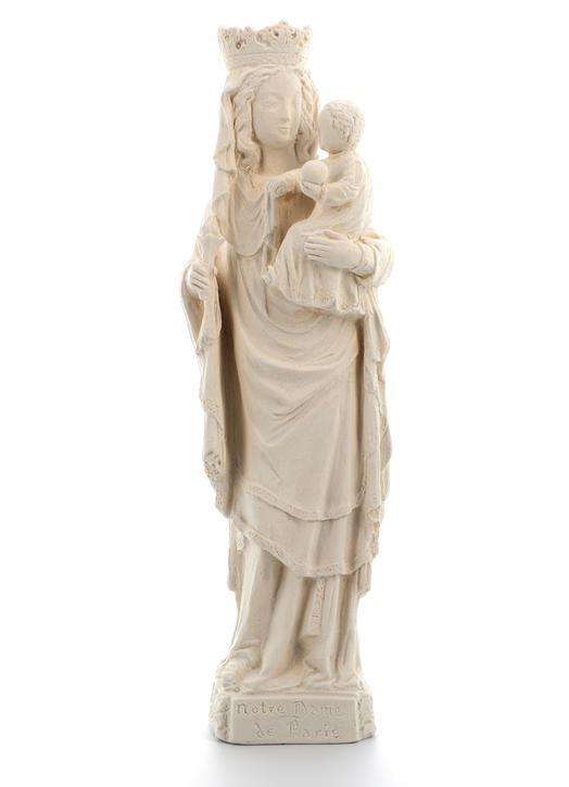 Statue Notre-Dame de Paris (Vue de face)