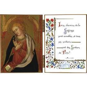 Vierge de l'Annonciation