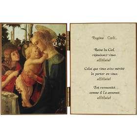 Vierge à l'Enfant et St Jean-Baptiste