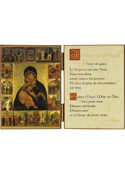Les quinze mystères du Rosaire