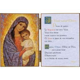Mère de Dieu avec l'Enfant Jésus