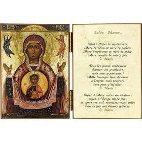 Vierge au signe