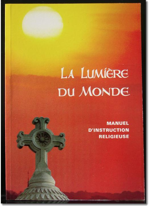 Catéchisme La Lumière du Monde
