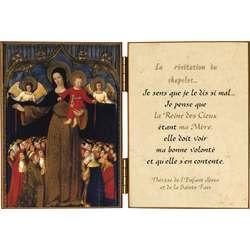 Vierge du Rosaire