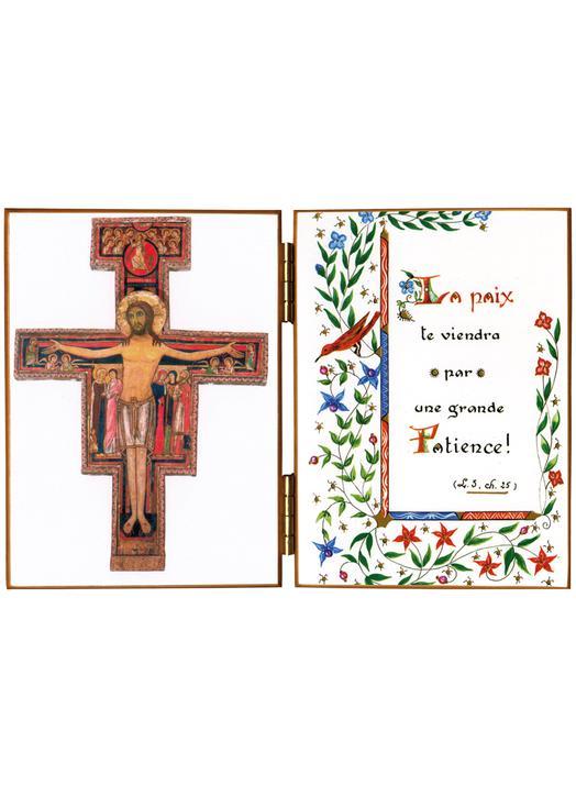 Crucifix de St Damien