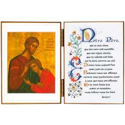 Christ et St Jean