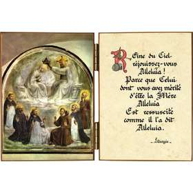 Couronnement de la Vierge