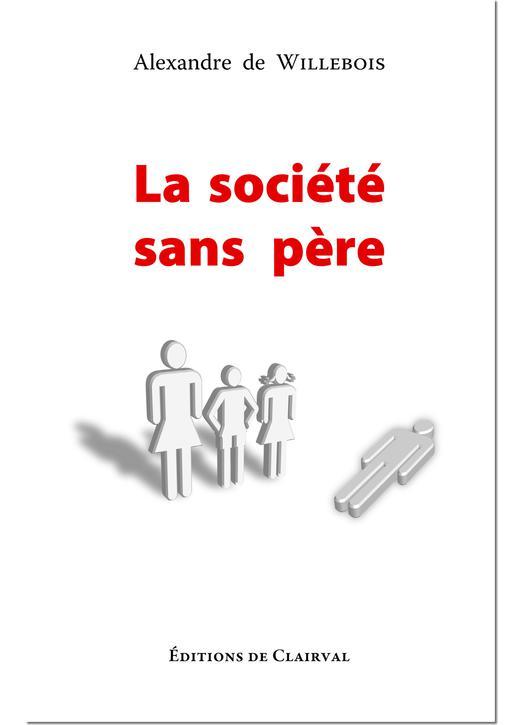 La société sans père (Couverture)