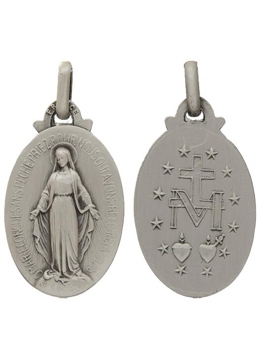Miraculous medal - 19 mm