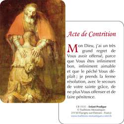 L'Enfant Prodigue (Recto-Verso)