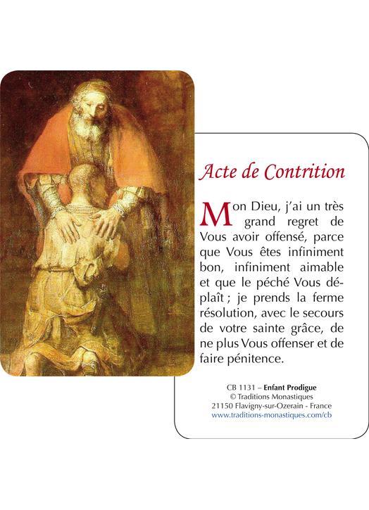The Prodigal Son (Recto-Verso)