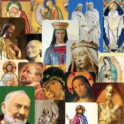 Mixed of 25 models of card-prayers