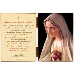 El Corazón Inmaculado de María
