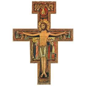 Le Crucifix de Saint-Damien