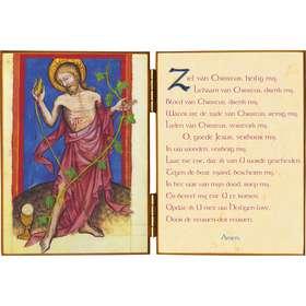 Christ Eucharistique et la prière Âme de Jésus-Christ
