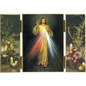 Jésus-Miséricorde par Ste Faustine