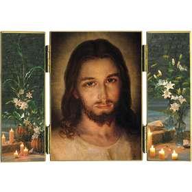 Merciful Jesus (face)