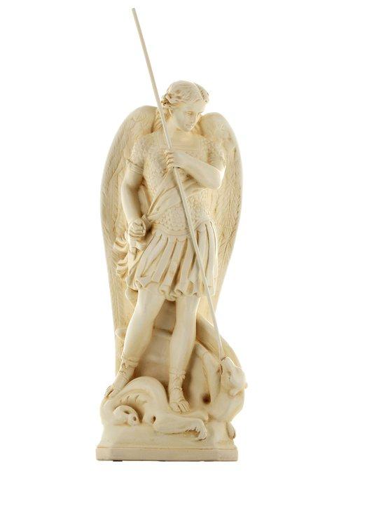 Saint Michel - 30 cm (Vue de face)
